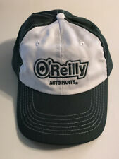 O'Reilly Auto Parts Green White Clover Adjustable Baseball Cap Hat
