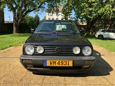 VW GOLF 2 G60 FIRE AND ICE