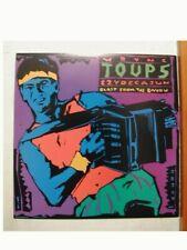Wayne Toups Poster Flat 2 sided