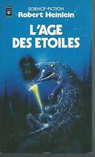 L'Âge des étoiles. Robert A. HEINLEIN.Pocket  SF10