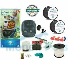 PetSafe Stubborn Dog In Ground Electric Fence 1000' 18 Gauge & 50' Twisted Wire