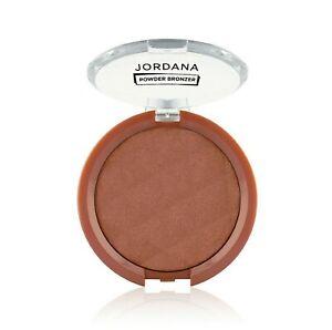 JORDANA Powder Bronzer_ Light Dusting of Bronze Shimmer_Beach Bronze !!!!