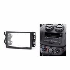 2 Din Dash Fascia Stereo Trim Frame Kit For Chevrolet Captiva/Lova/Gentra