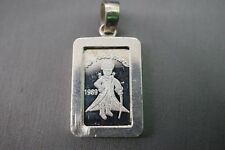Sterling Silver Little Prince Le Petit Prince 925 Pendent!! (#2599)