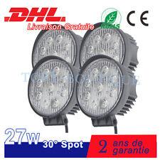 4x27W phare longue portée LED Lampe SUV UTE Moto camion remorque Tracteur 12V24V