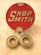 Shopsmith Mark V Quill Double Bearing Replacement