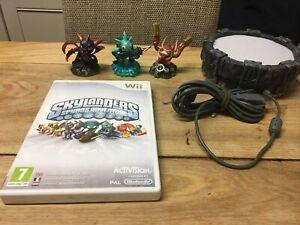 SKYLANDERS SPYRO'S ADVENTURE STARTER PACK Nintendo Wii Game
