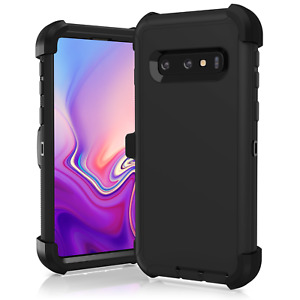 For Galaxy S10 5G Case ONLY Shockproof (fits Otterbox Clip)