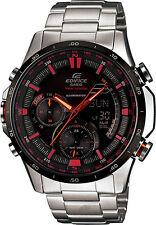Edifice Twin Sensor ERA300DB-1A Compass & Thermometer Chronograph watch.