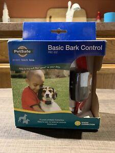 PetSafe NIB Basic Bark Control Collar PBC-302