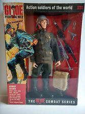 RARE MINT 1966 HASBRO GI JOE #8100 SOTW GERMAN SOLDIER OF THE WORLD DELUXE SET
