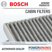 1987432598 BOSCH ACTIVE CARBON CABIN FILTER  [POLLEN FILTERS] BRAND NEW GENUINE