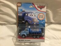 Disney Pixar Cars MR DRIPPY WATER TANKER HAULER CRAZY 8 1:55 DIECAST TOKYO DRIFT