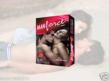 Manforce STRAWBERRY Flavour EXTRA DOTTED Condom 10 Pcs  FEEL  DOTS  TESTY  TESTY
