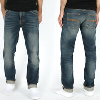 Nudie Herren Jeans | Regular Straight Fit | Hank Rey | Organic | UVP*149€