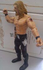 WWE WWF Rated R Superstar Edge Jakks Wrestling Figur 2005 (black tights)