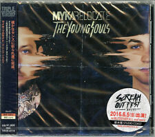 MYKA. RELOCATE-THE YOUNG SOULS-JAPAN CD D73