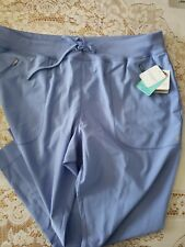 Womens ciel blue Cherokee Infinity 2 Xl regular Nwt scrub Pants