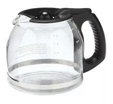 Mr Coffee PLD12-1 Replacement 12 Cup Carafe Coffee Maker Pot BVMC-SJX33GT SJX33