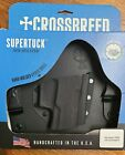 Crossbreed Supertuck IWB Right Hand Holster Kydex Shell for a Sig Sauer P320