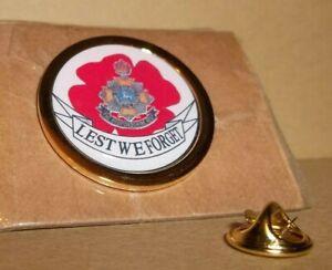 Bedfordshire Regiment Lapel pin badge
