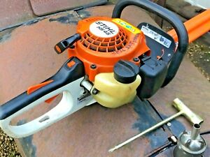 STIHL HS 45 18 inch Hedge Trimmer, petrol engine, great condition, light weight