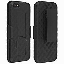 10X Verizon Brand Apple iPhone 5c Shell/Holster Combo Case w/ Kickstand Black