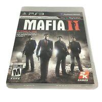 Mafia II (Sony PlayStation 3, 2010)