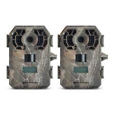 (2) Stealth Cam G42NG no Glo registro digital cámara de juego 10MP