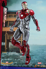 Hot Toys Spider-Man: Homecoming 1/6th Iron Man Mark XLVII Figure MMS427D19