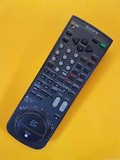 Sony RMT-V129 VCR VHS VTR Remote Control OEM Original Genuine TESTED & CLEANED!