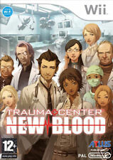 Videogame Trauma Center - New Blood NINTENDO WII EDIZIONE ITALIANA NUOVO SEALED