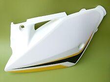 Plaque arrière blanche BE120620004 Gasgas origine