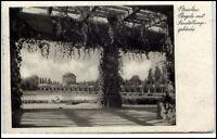 1938 Stempel BRESLAU a/ AK Dt. Reich Ausstellungsgebäude Wroclaw Schlesien Polen