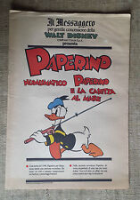 Paperino Numismatico Paperino e la cassetta al mare -  Messaggero - Walt Disney
