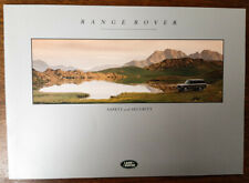 Range Rover Accessories Handbook
