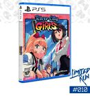 River City Girls (PlayStation 5, 2021) Limited Run Games #10 PRE-ORDER