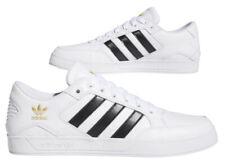 Nuevo adidas Originals Bajo Hard Court Hombre Oro Blanco Zapatillas Todo Tallas