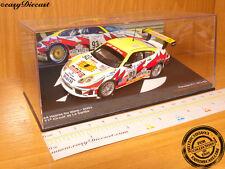 PORSCHE 911 GT3-RS MAASSEN-LUHR-COLLARD 1:43 LE MANS'03