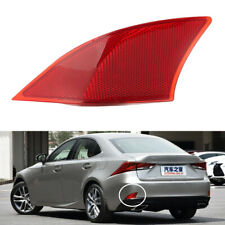 Left Rear Bumper Reflector Light For Lexus IS250 2014-2015 IS350 2014-2016 Lamp
