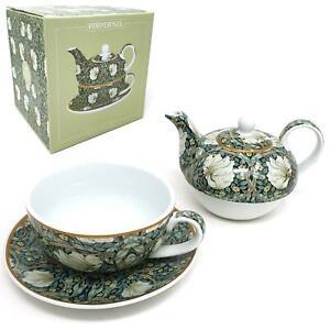Pimpernel Tea For One Cup Mug Pot Luxury Teapot Floral Boxed Gift Set