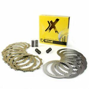 PRO-X Clutch Fibres, Steels & Springs Kit Fits Husaberg FE450 2009
