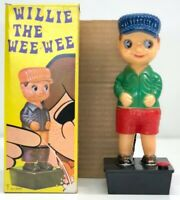 WEEPY THE WEE WEE 1970s Rude Novelty Toy Humor BOXED Joke Gag Gift Water Squirts