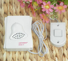 Doorbell Family White Laboratory Door Bell Ring School Hospital Cable Cord WFEU