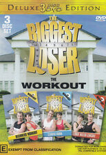 The Biggest Loser: Beginner's Workout / Calorie Burn / Killer Circuit 3 DVD NEW
