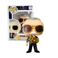 FUNKO POP 01 STAN LEE FIGURINE VINYLE