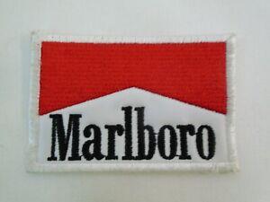 Marlboro Logo Emblem Patch Team Penske Racing IndyCar Cart