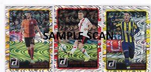 2016-17 Donruss Soccer Swirlorama Fat Pack Exclusive Messi Ronaldo