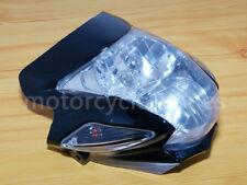 Streetfighter Black Headlight Signal For Yamaha FZR Fazor FZ6 FZ1 YZF R1 R6 600R