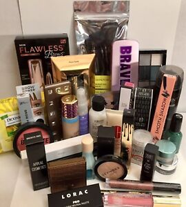 Huge Makeup Lot, Full Size, High End PLUS Extras!